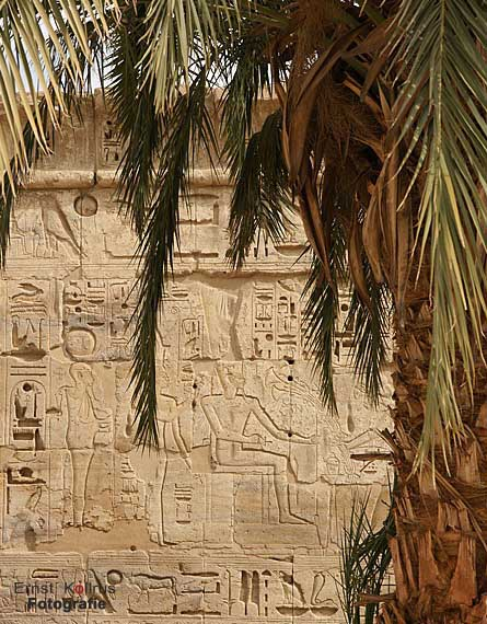 Relief ( Medinet Habu )